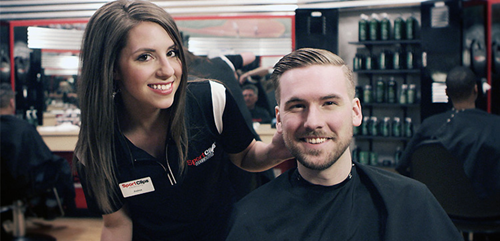 Sport Clips Haircuts of Lynchburg - Shoppes at Wards Crossing  Haircuts